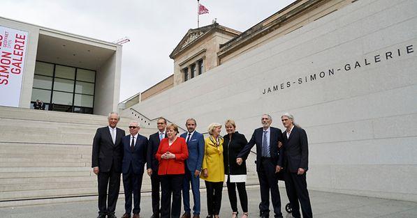 Neues Tor Zu Den Schatzen Der Museumsinsel